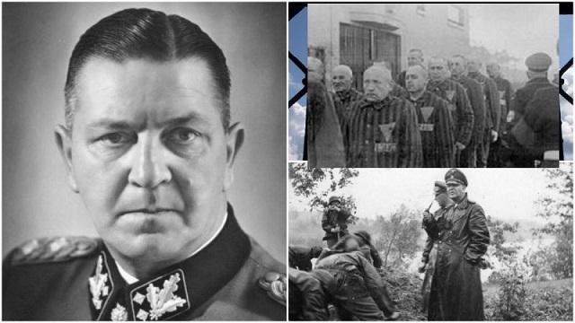 Theodor Eicke, el criminal cerebro de los campos de concentración y de los guardias SS