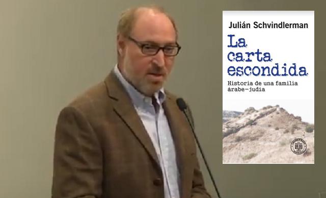 """Presentación del libro """"La carta escondida"""" de Julián Schvindlerman (Universidad ORT, Uruguay, 31/5/2018)"""