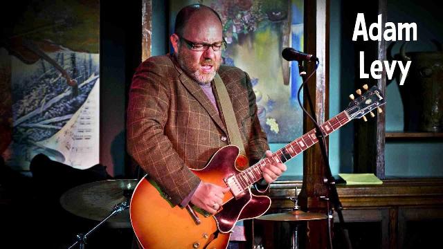 Adam Levy, el guitarrista de Norah Jones, se independiza