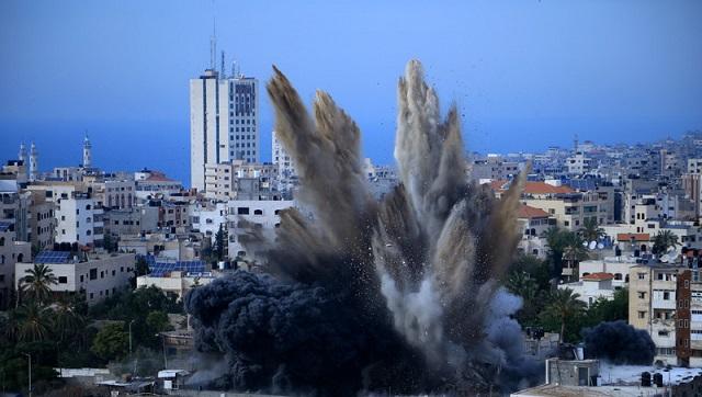Análisis mediático de la reciente confrontación entre Gaza e Israel
