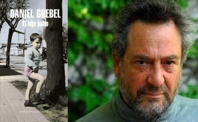 """La novela """"El hijo judío"""" de Daniel Guebel, con Gustavo Efron"""