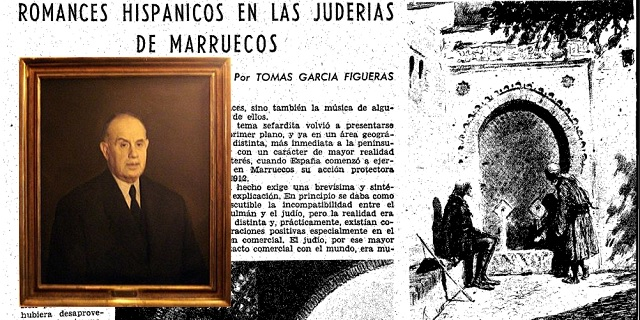 La colección de romances sefardíes de Tomás García Figueras en la Biblioteca Nacional de España