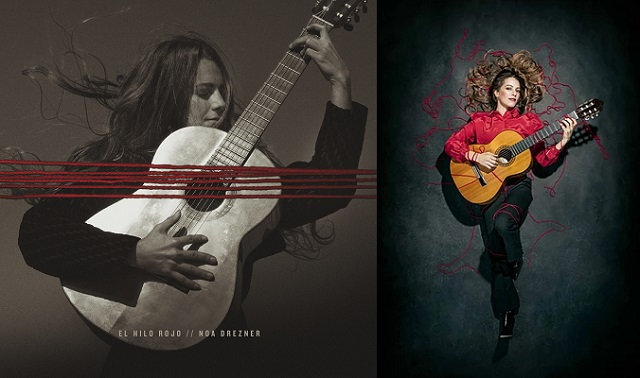 Noa Drezner: israelí, guitarrista, flamenca