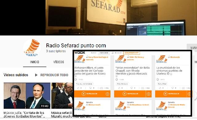 Los nuevos canales de comunicación de Radio Sefarad