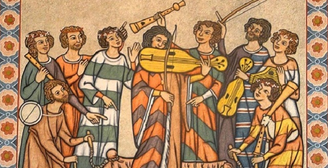 The Female Voice in the Sephardi Ballad, with Zeljko Jovanovic