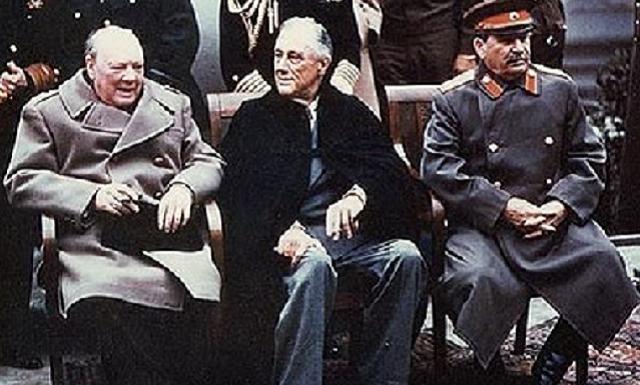 El colapso alemán. Las conferencias de Yalta y Potsdam