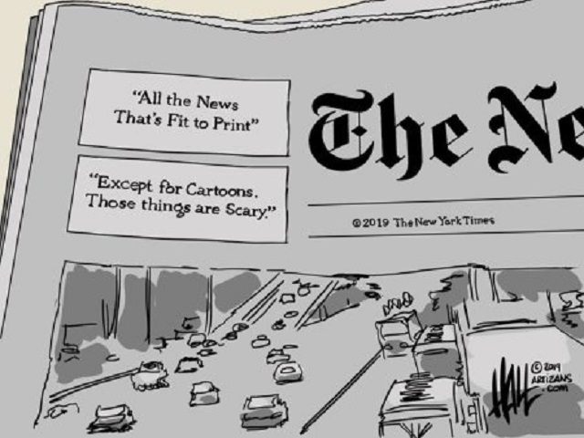 'The New York Times' dejará de publicar viñetas satíricas