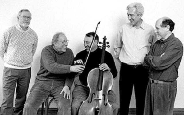 El Cuarteto Guarnieri y el Nº6 de Beethoven