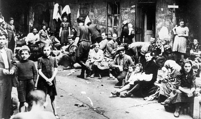 El pogrom de Kielce