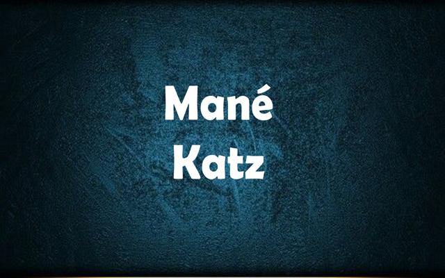 Mané Katz, expresionismo kosher