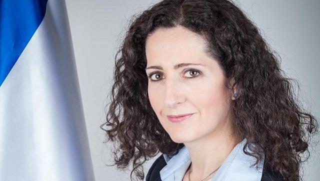 Marina Rosenberg, nueva embajadora de Israel en Chile