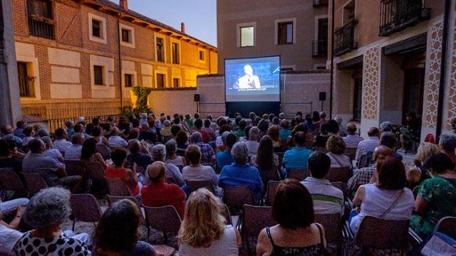 XI Ciclo de Cine Israelí de Segovia, con Claudia Santos