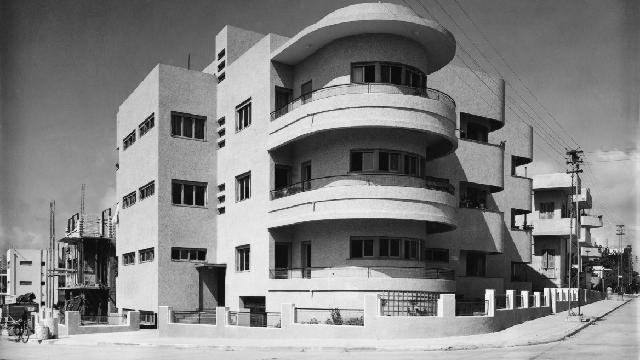 Tel Aviv, ville blanche façonnée par le Bauhaus
