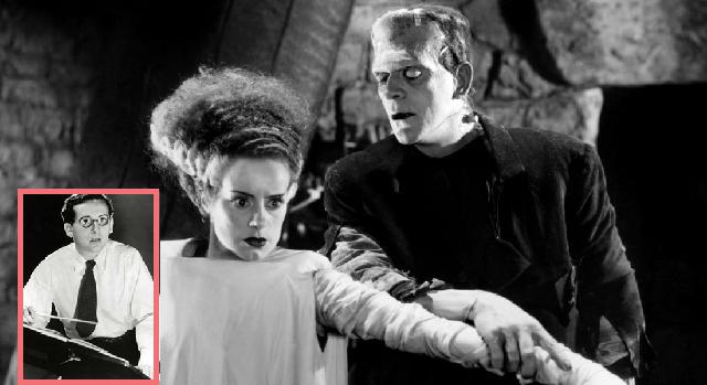 La novia de Frankenstein, de Franz Waxman