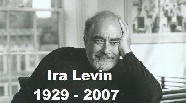 """Hace 90 años nacía Ira Levin, autor de libros-películas como """"La semilla del diablo"""", """"Los niños de Brasil"""" o """"Deathtrap"""", con Diego Moldes"""