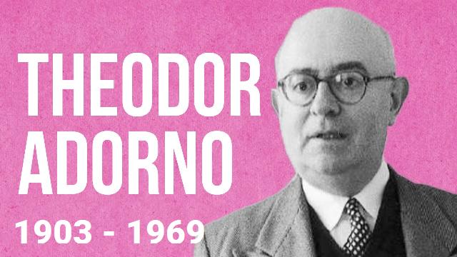Theodor Adorno: 50 años después de su muerte, con José Antonio Zamora