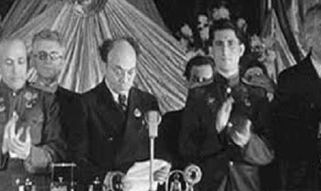 La persecución al Comité Judío Antifascista en la URSS