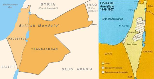 Armisticio, paz y fronteras