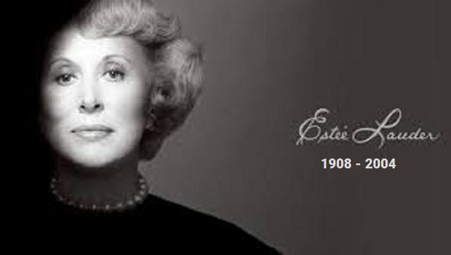 Estee Lauder, la reina de la cosmética
