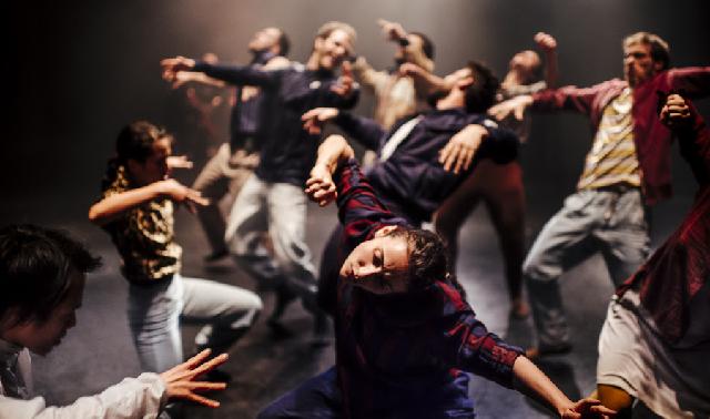 Hofesh Shechter: creador de danza en los Teatros del Canal de Madrid