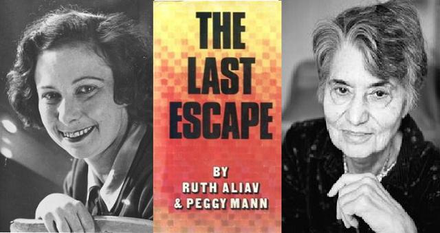 Ruth Aliav-Klüger, una espía de novela de acción