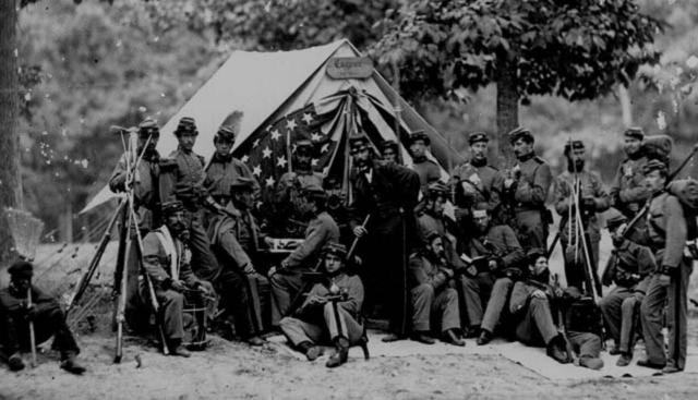 Camino a Occidente (22ª entrega): judíos en la Guerra de Secesión de los Estados Unidos (I)