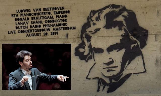 """El Concierto """"Emperador"""" de Beethoven, dirigido por Lahav Shani"""