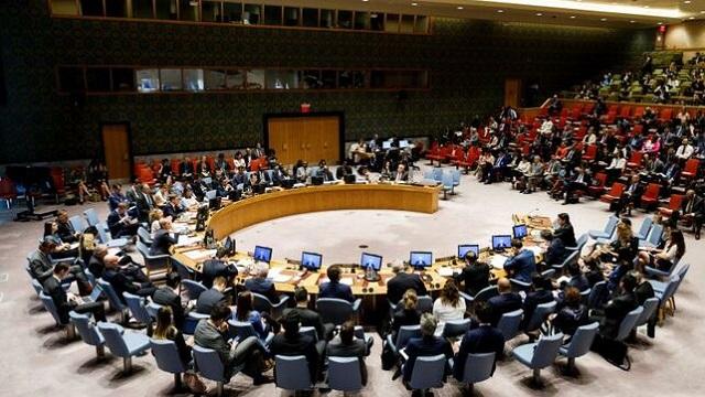 Los problemas de Oriente Medio son Israel para la ONU