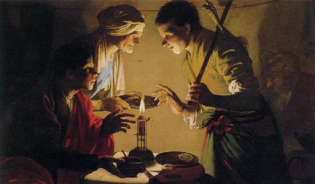 """El """"mal nombre"""" de Esaú (Esav)"""