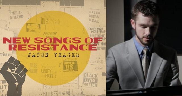 Jason Yeager resiste tras los grandes de la canción latinoamericana