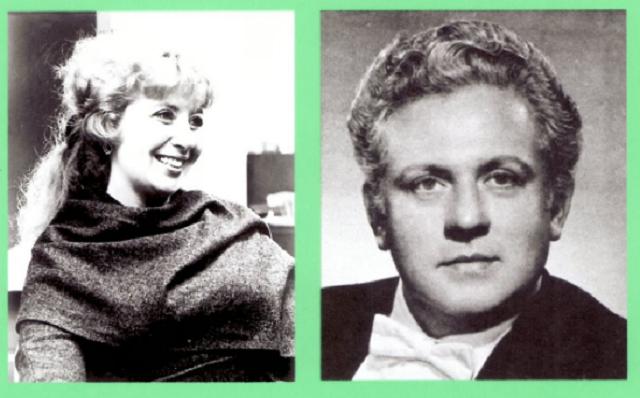 Recital de Beverly Sills y James McCracken, dirigidos por Rafael Fruhbeck de Burgos