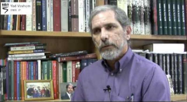 Dr. David Silberklang: Historical Implications of the Holocaust