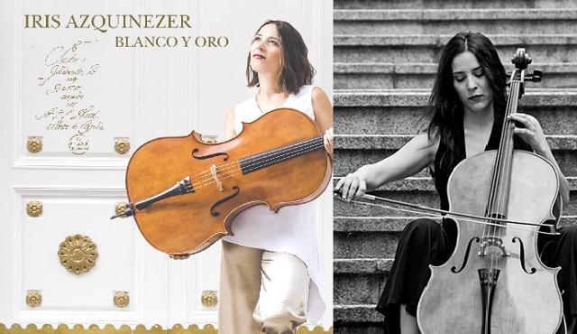 Blanco y Oro: el nuevo proyecto discográfico de la chelista Iris Azquinezer