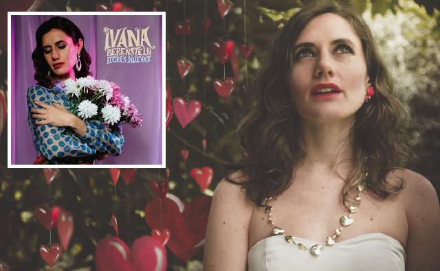 Ivana Berenstein: flores y canciones nuevas de Argentina a Barcelona