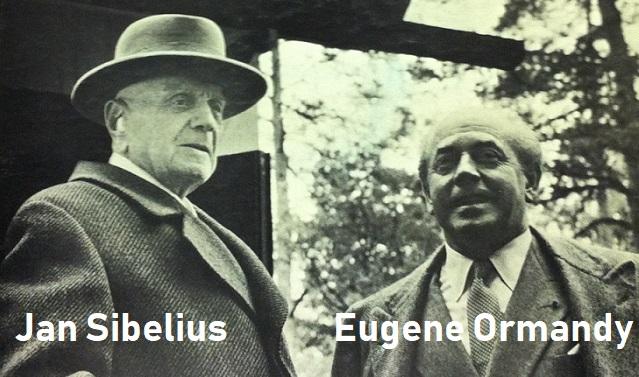 120 años de Eugene Ormandy, con la Quinta Sinfonía de Sibelius