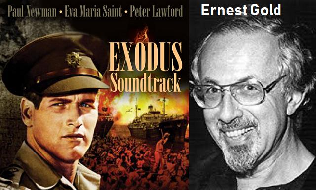Exodus, de Ernest Gold