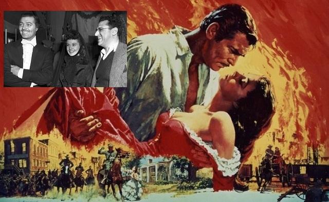 """80 años de """"Lo que el viento se llevó"""", producida por David O. Selznick"""