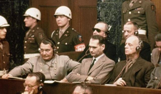 Nuremberg: el nazismo a juicio, con Marina Lara Rodríguez (CEMI, Madrid, 21/1/2020)