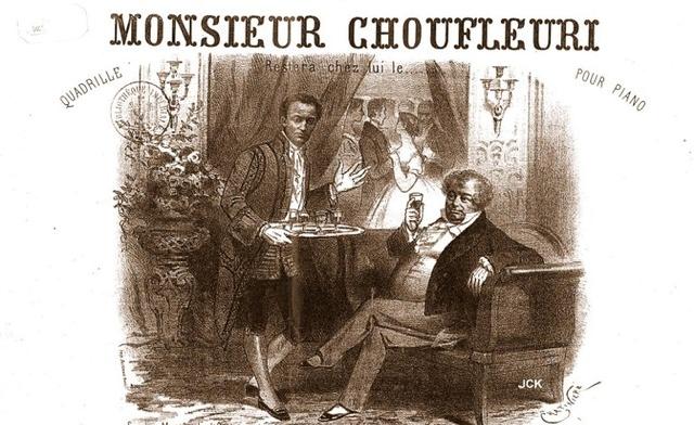 Monsieur  Choufleury