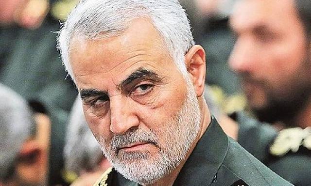Qassem Soleimani: el golpe sobre la mesa iraní de Trump, con Gabriel Ben-Tasgal