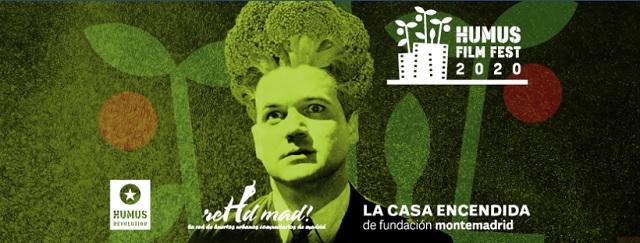 """The V Humus Film Fest, with Sara """"Neighborhood Planter"""" Casado"""