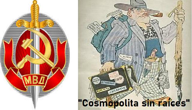 """El """"Quinto Directorio"""" antisionista del stalinismo"""