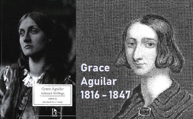 Grace (Gracia) Aguilar, poetisa de origen sefardí