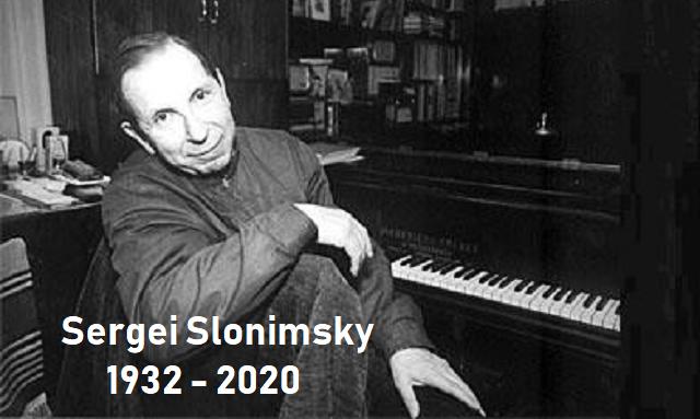 El Cantar de los Cantares, en ruso, de Sergei Slonimsky