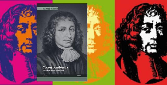 """Correspondencia"" Baruj Spinoza, en edición de Atilano Domínguez"