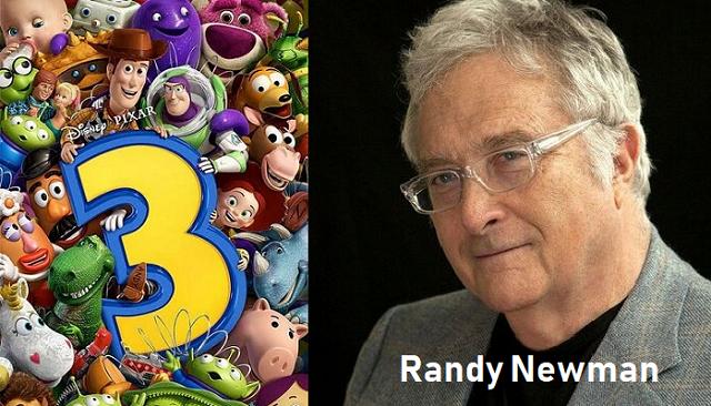 Toy Story 3, de Randy Newman