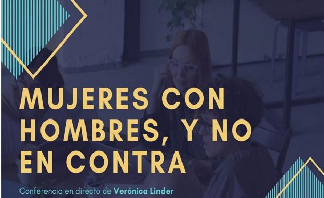 Mujeres con hombres, y no en contra, con Verónica Linder (online, 25/3/2020)