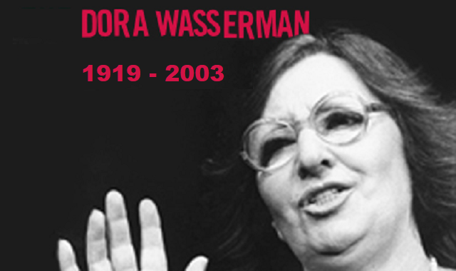 Dora Wasserman, la gran dama del teatro ídish