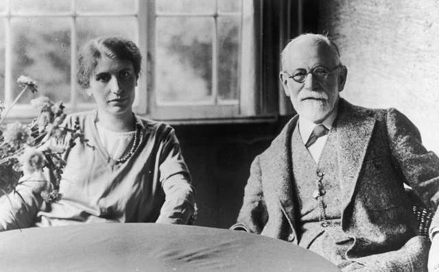 La última mirada a Sigmund Freud en avant-première