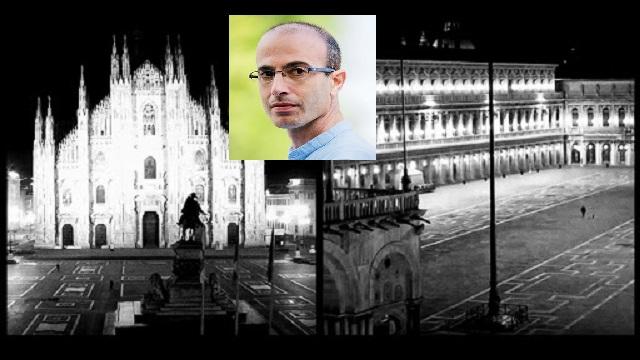 La posguerra sanitaria de Yuval Noah Harari, con Gustavo Efron